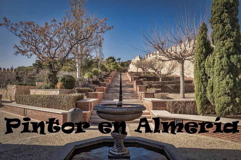 Pintores en Huércal de Almería