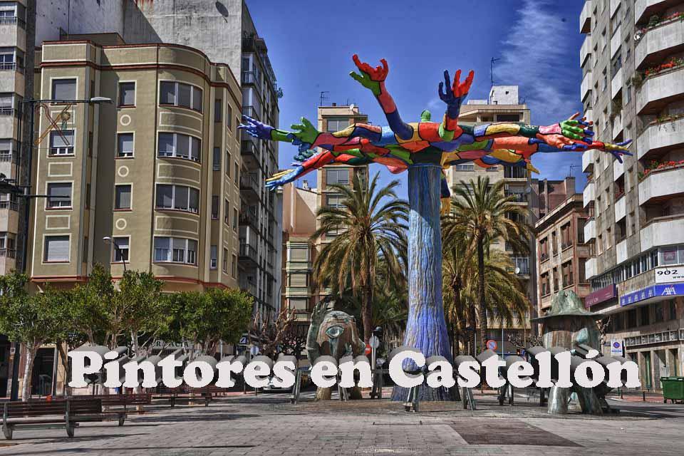 Pintores en Castellón de la Plana