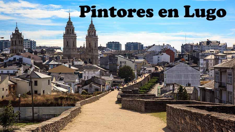 Pintores en Cervantes