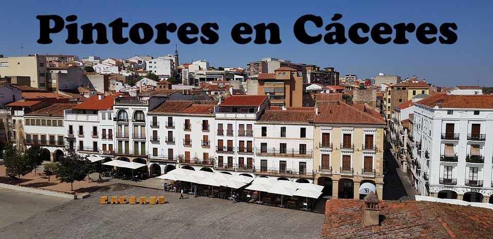 Pintores en Malpartida de Cáceres