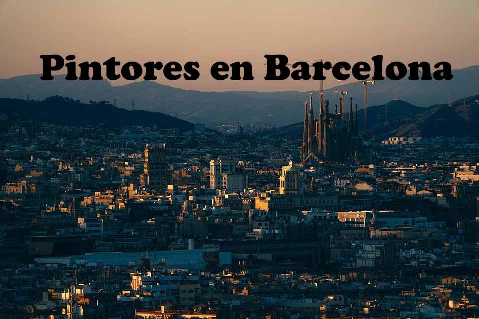 Pintores en San Baudilio de Llobregat