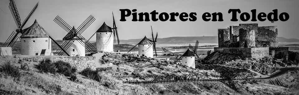 Pintores en San Román de los Montes
