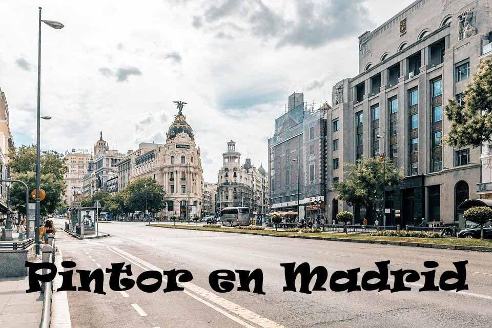 Pintores en Sevilla la Nueva