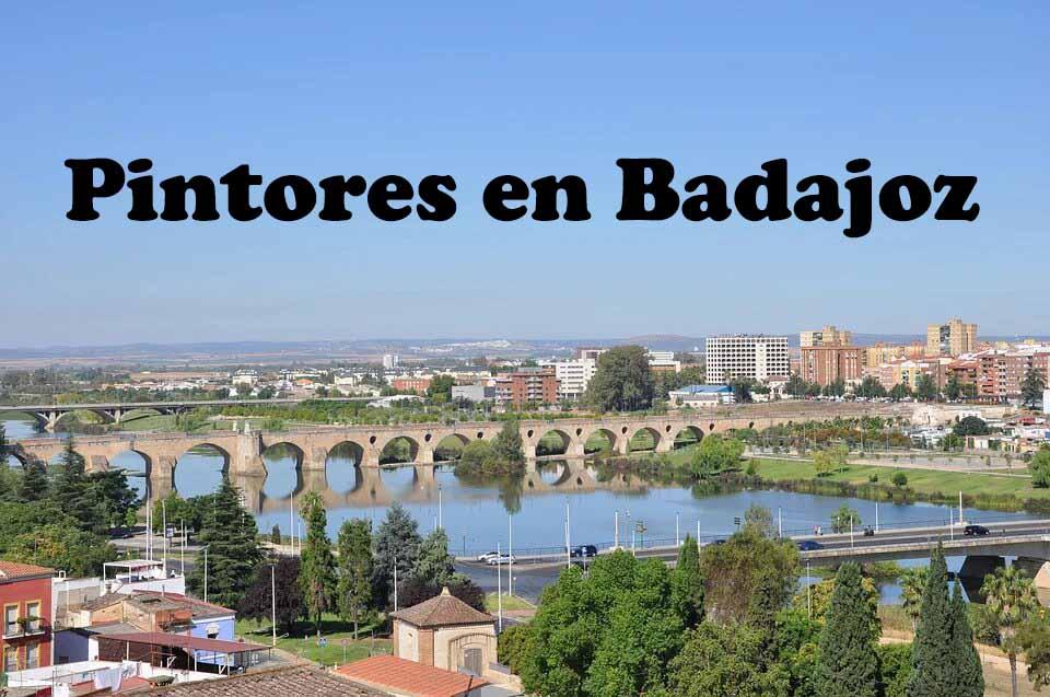 Pintores en Valverde de Mérida
