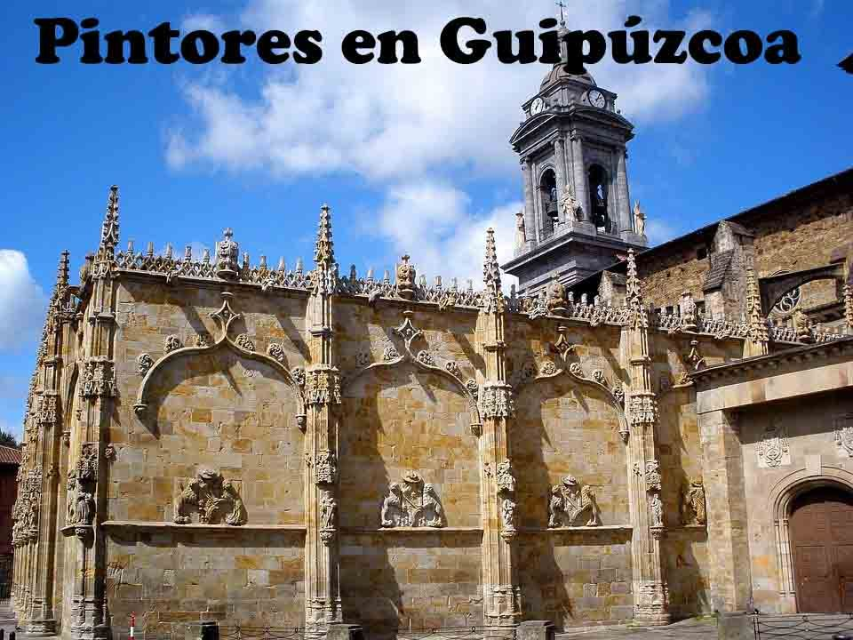 Pintores en Villarreal de Urrechua