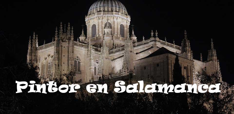 Pintores en Doñinos de Salamanca