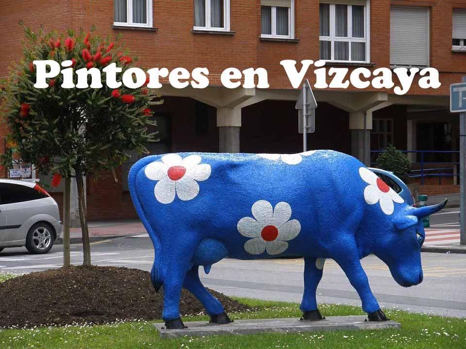 Pintores en Lezama