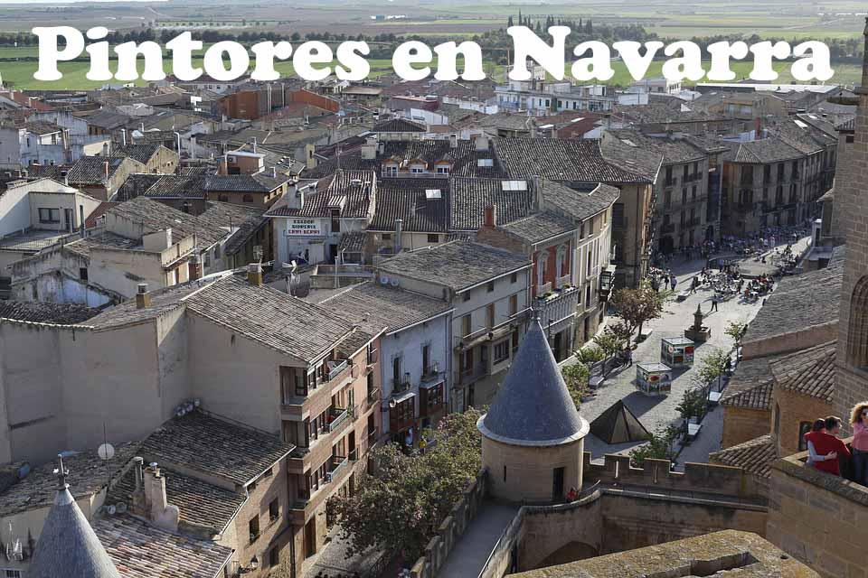 Pintores en Mañeru