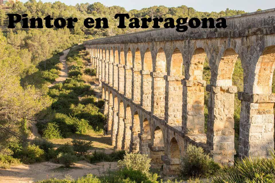 Pintores en Ribarroja de Ebro