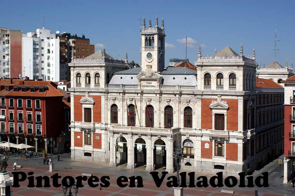 Pintores en Santibáñez de Valcorba